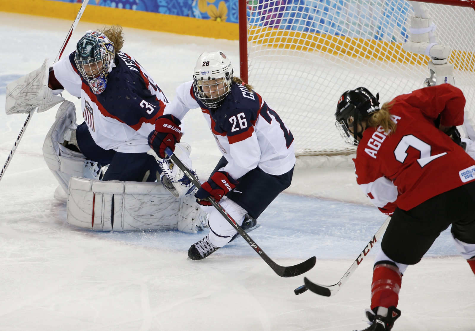 Women's hockey pants are designed specifically for the female body