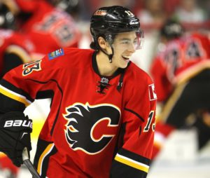 What Johnny Gaudreau said is one of the best inspirational hockey quotes for kids