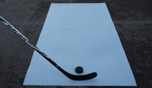 Rollup shot pad