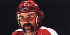 Dennis Maruk had a memorable hockey player mustache