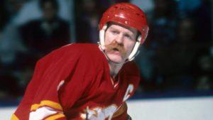 Lanny McDonald had the quintessential hockey player mustache