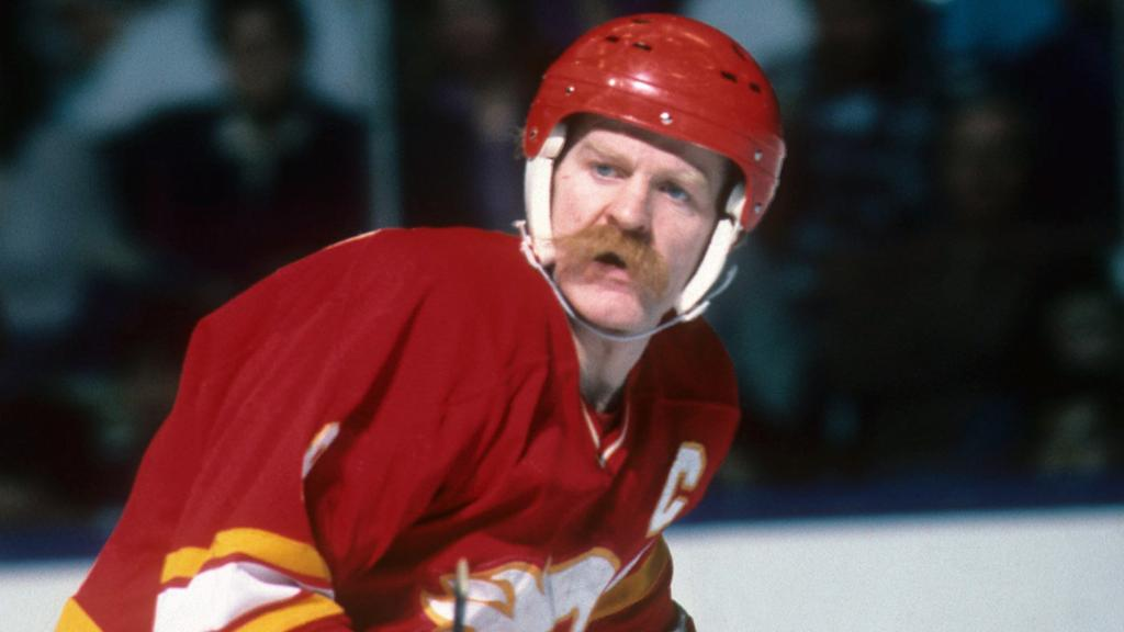 Lanny McDonald had the quintessential hockey player mustache
