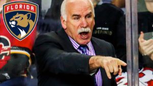 Joel Quenneville's hockey player mustache was as good as the coach version