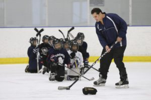 The best youth hockey camp will have coach who can teach and communicate well