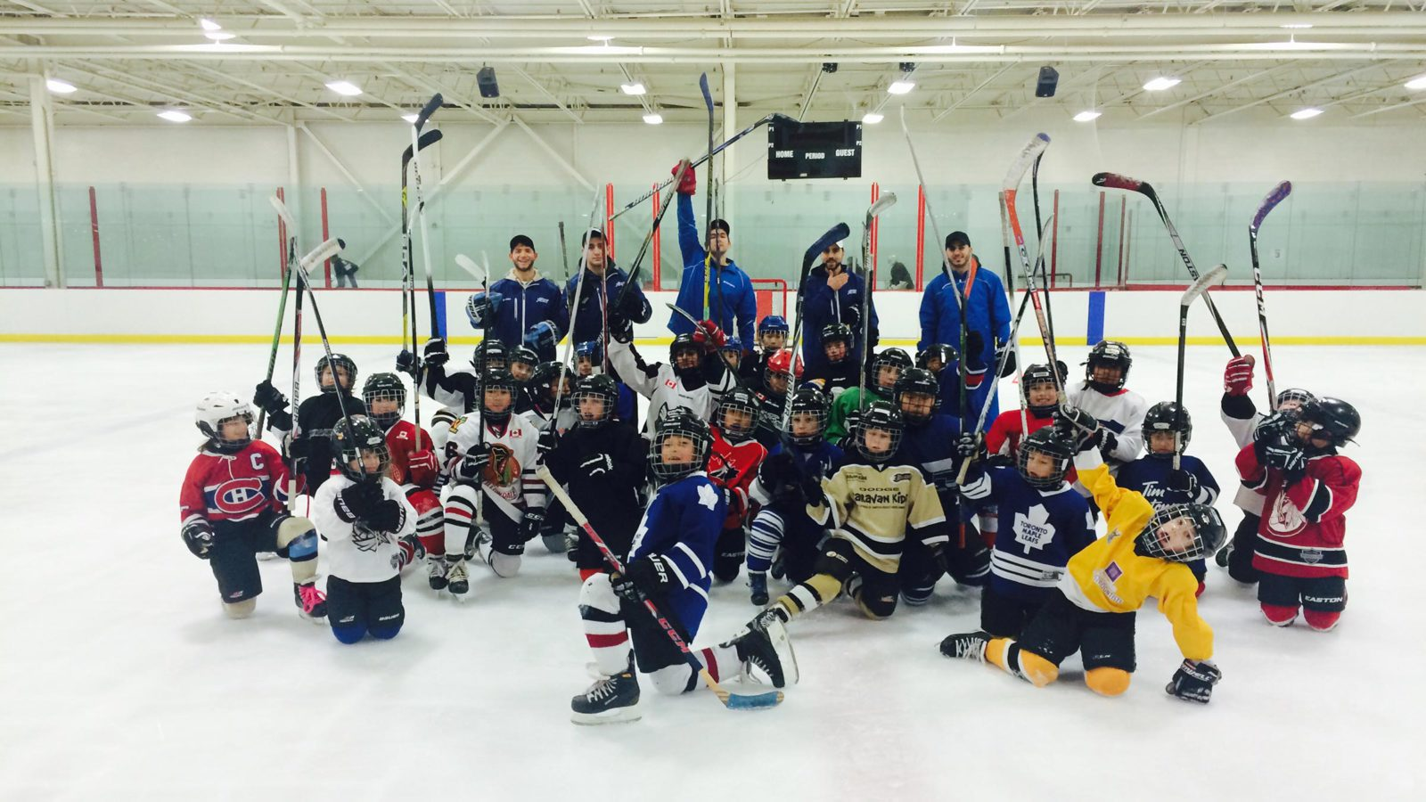 The definition of best youth hockey camp is not the same for everyone