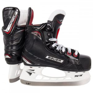 The Bauer Vapor 1x is priced reasonably for one of the best youth hockey skates
