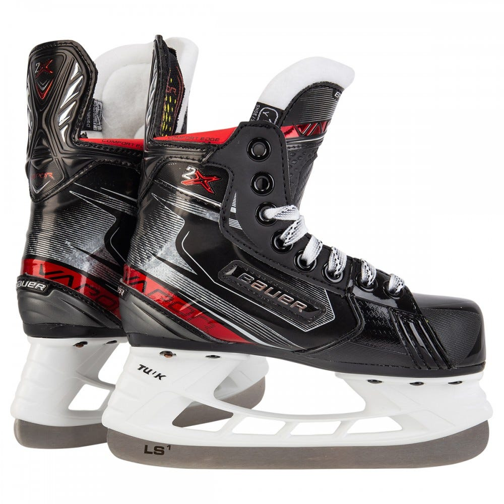 The Bauer Vapor 2x is one of the best youth hockey skates