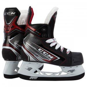 The CCM Jetspeed FT2 ranks among the best youth hockey skates