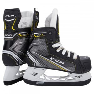 The CCM Super Tacks AS1 is among the best youth hockey skates