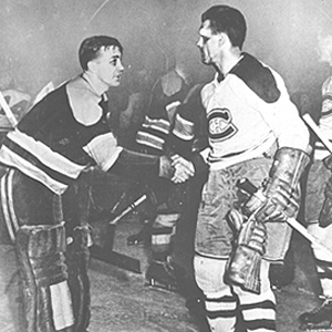 Seeing a classic Original Six matchup is a must for a traveling hockey fan