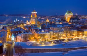 The Quebec PeeWee tournament is a magical destination for a traveling hockey fan