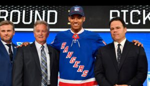 K'Andre Miller was at an unfortunate intersection of racism and hockey