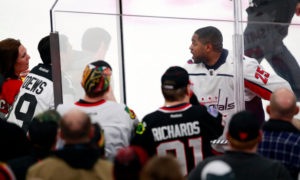 Devante Smith-Pelley has spoken about his experiences with racism in hockey