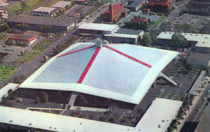 Seattle Coliseum was part of a controversial turn of events in Seattle hockey history