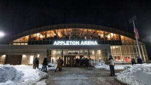 Appleton Arena at St. Lawrence is one of the best college hockey rinks