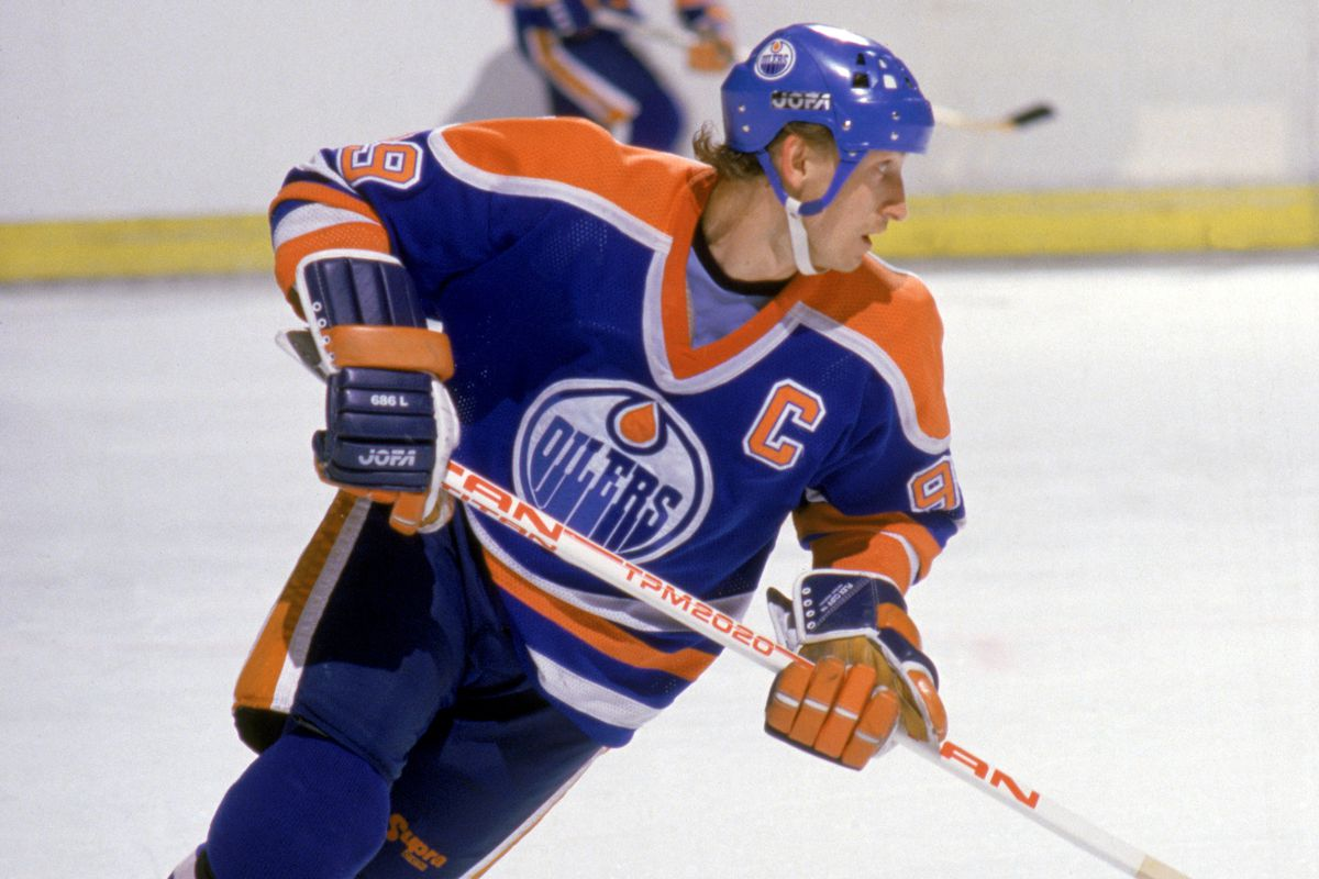 On Wayne Gretzky's birthday let's remember that he would be great in any era