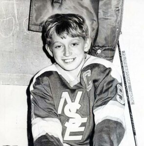 On Wayne Gretzky's birthday, here's a picture of him as a kid