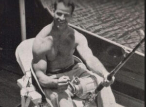 Gordie Howe was the first generation of a historic hockey father and son combo