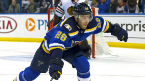 Paul Stastny is part of an excellent hockey father and son combination